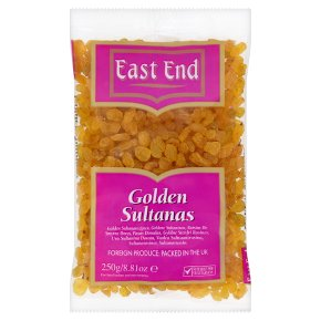East End Sultana Golden