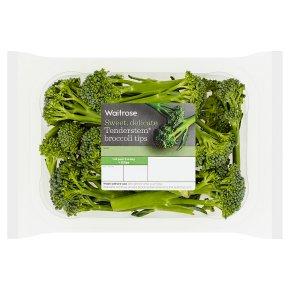 Waitrose tenderstem broccoli tips