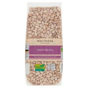 Waitrose LOVE life pinto beans