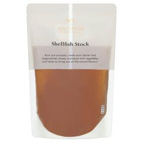 Waitrose 1 shellfish stock