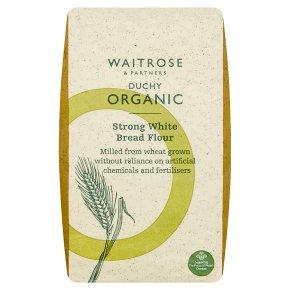 Waitrose Duchy Strong White Bread Flour