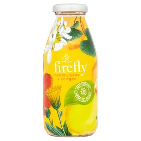 Firefly lemon, lime & ginger