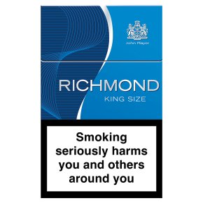 Richmond king size cigarettes