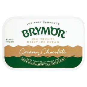 Brymor chocolate ice cream