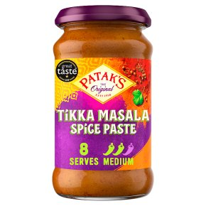 Patak's medium tikka masala curry paste