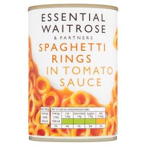 Essential Spaghetti Rings