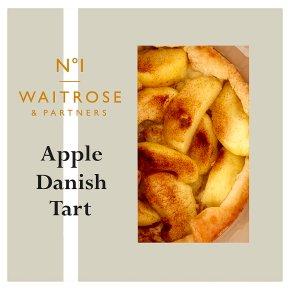 Waitrose 1 apple tart