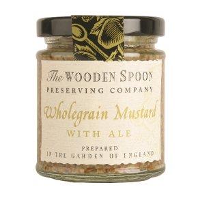 The Wooden Spoon wholegrain mustard & spitfire ale