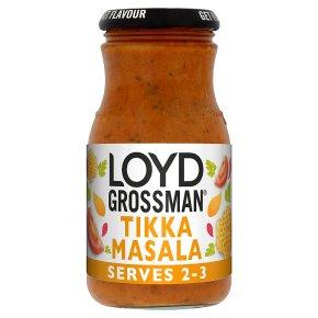 Loyd Grossman tikka masala sauce