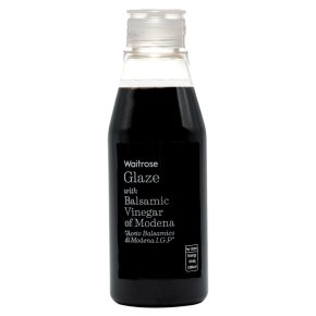 Waitrose Glaze balsamic vinegar