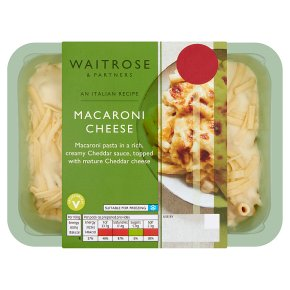 Waitrose Italian Macaroni Cheese