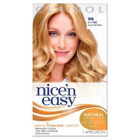 Nice n Easy Natural Pale Blonde 100 Hair Colour
