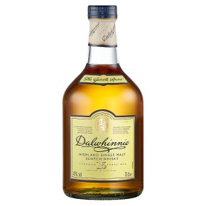 Dalwhinnie Scotch Whisky 15 years old