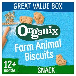 Organix Goodies organic animal biscuits