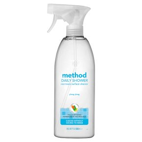 Method daily shower spray, ylang ylang