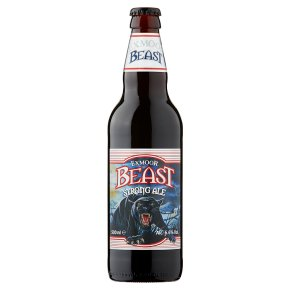 Exmoor Beast Strong Ale