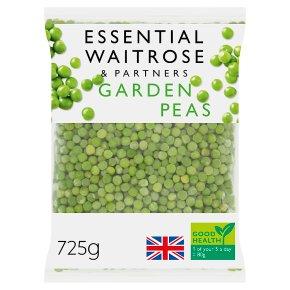 Essential Garden Peas