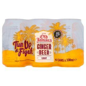 Old Jamaica ginger beer light
