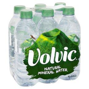 Volvic still mineral water