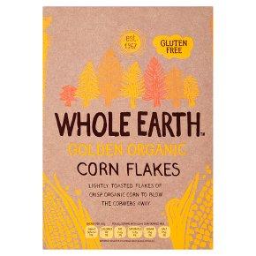 Whole Earth corn flakes
