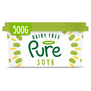 Pure dairy free soya