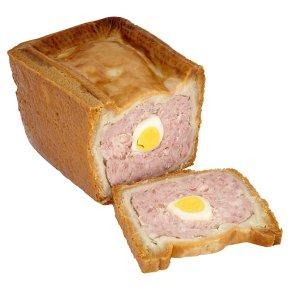 Pork and Free Range Egg Gala Pie