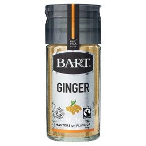 Bart ground ginger
