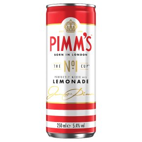 Pimm's No 1 & Lemonade