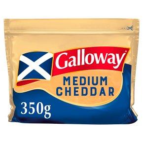 Galloway Scottish Cheddar cheese