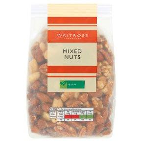 Waitrose Mixed Nuts