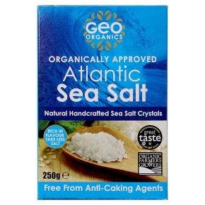 Geo Organics Atlantic sea salt