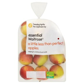 essential Waitrose a little less than perfect apples