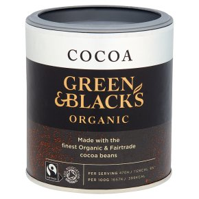 Green & Black's organic cocoa