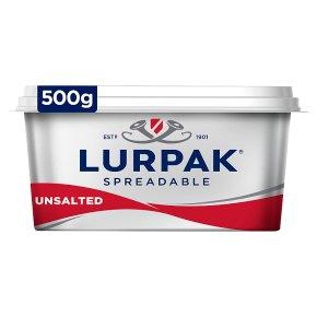 Lurpak dairy spread unsalted