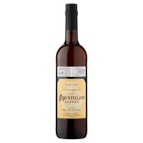 Waitrose Dry Amontillado Sherry