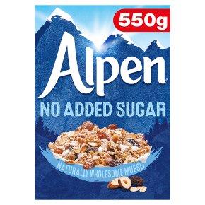 Alpen (no added sugar)