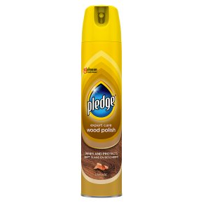 Pledge 5 in 1 classic wood furniture spray