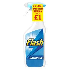Flash Bathroom Long Lasting Shine