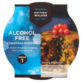 Matthew Walker Alcohol & Nut Free Christmas Pudding