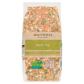 Waitrose LOVE life soup mix