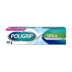 Poligrip fixative cream ultra