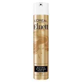 Elnett supreme hold hairspray