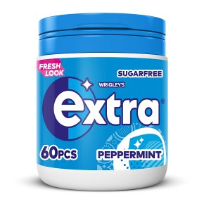 Wrigley's Extra - peppermint - 60 pieces