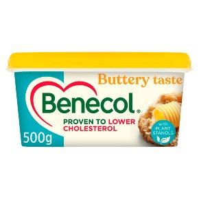 Benecol buttery taste spread