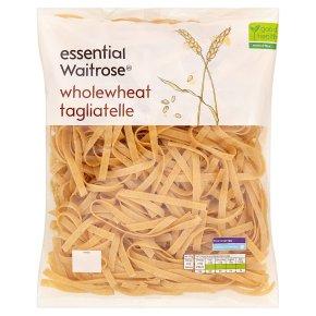 Waitrose wholewheat fresh pasta  tagliatelle