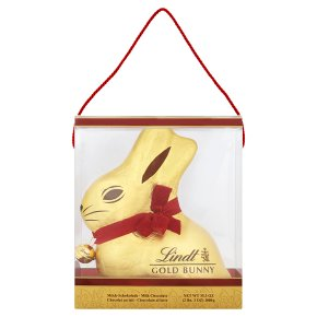 Lindt gold giant bunny