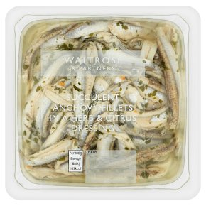 Waitrose Adriatic anchovies