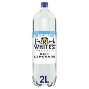 R Whites diet lemonade