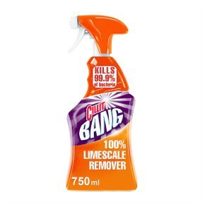 Cillit Bang Power Bathroom Cleaner Limescale and Grime