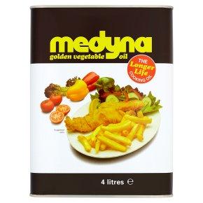 Medyna golden vegetable oil
